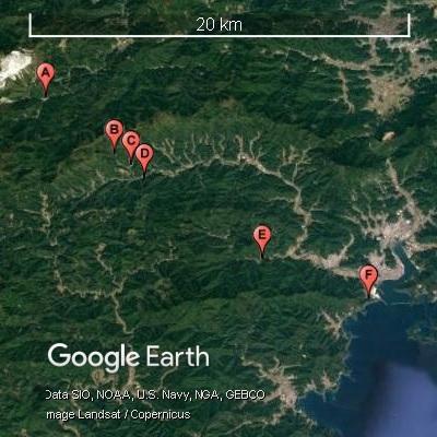 日本鉱業のベルトコンベア
