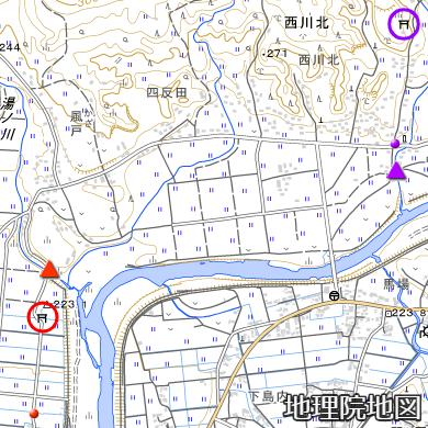 2つの菅原神社
