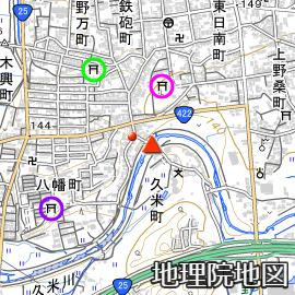 伊賀市の天神橋