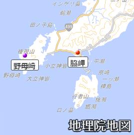 アメダス脇岬