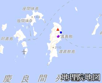 慶良間列島