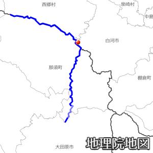 那珂川水系の黒川