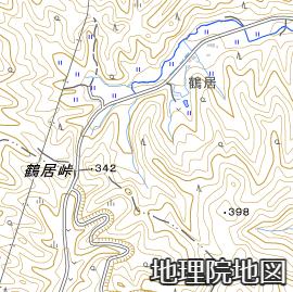 栃木県の鶴居峠