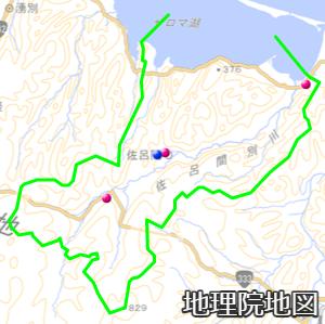 佐呂間町の小学校