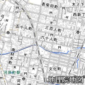 仙台市若林区六十人町