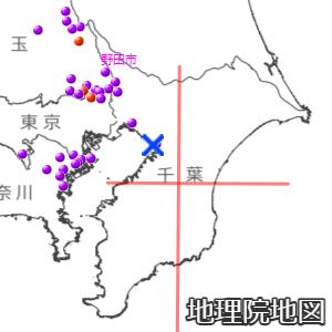 千葉県4分割